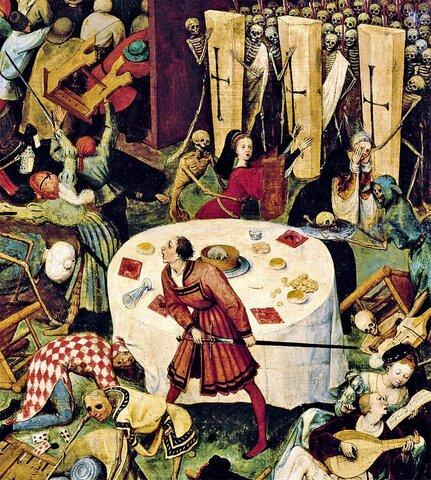 EDAD ANTIGUA: Peste de Justiniano
