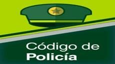 ACUERDO 079. Código de policía