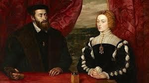 Carles V es casa