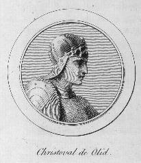 Recorrido de Cristóbal de Olid.