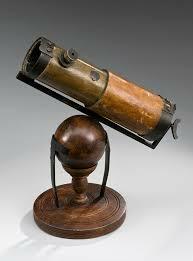 Invención del Telescopio Reflector