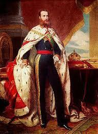 Llegada de Maximiliano de Habsburgo