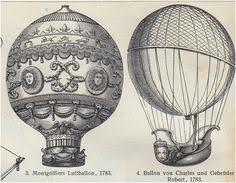 Invención del Globo Aerostático