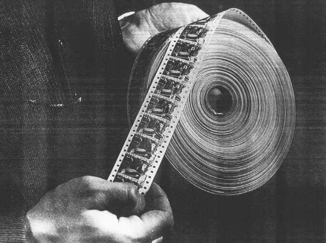 Invento del rollo de película
