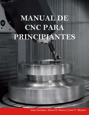 Manual de mecanizado por CNC