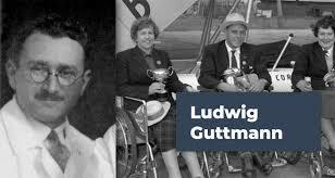 Sir Ludwig Guttmann y el hospital  Stoke Mandeville