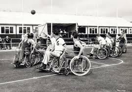 Baloncesto en sillas de ruedas