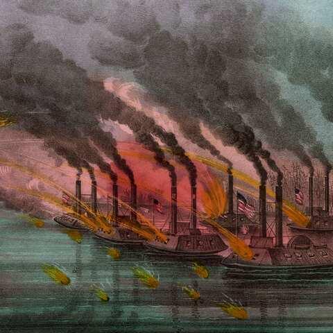 Battle of Fort Henry & Donelson