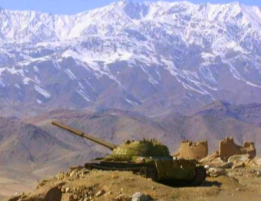 Invasione Giapponese dell'Afghanistan