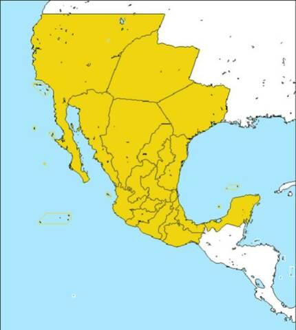 Inicia el primer imperio mexicano tras la independencia.