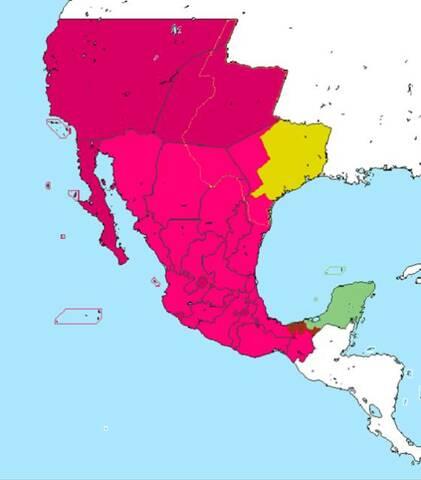 Yucatán se declara independiente.