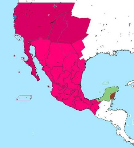 Se establece el territorio de Santa Cruz.