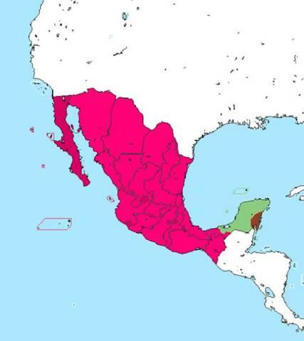 Se firma el Tratado de Guadalupe-Hidalgo.
