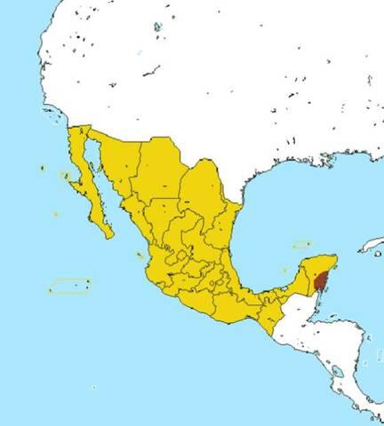 Inicia el Segundo Imperio mexicano.