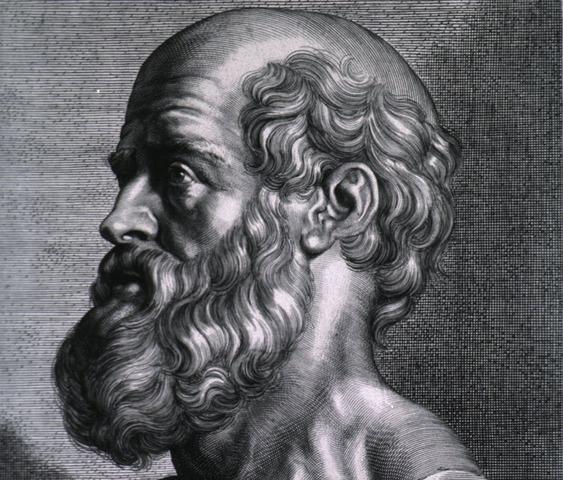 Hipocrates (Padre de la medicina)