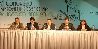 Primer congreso Iberoamericano de Educación Ambiental