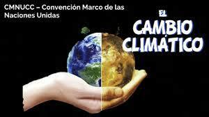 Convención sobre Cambio Climático