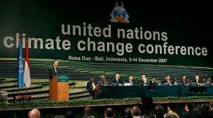 Tercer reunión de seguimiento Conferencia de las Naciones Unidas sobre el Cambio Climático Cumbre COP 13