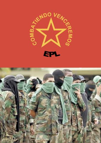 Alianza entre el Ejército Popular de Liberación y Los Urabeños