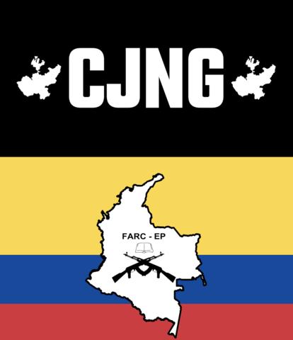 Alianza entre el Cártel Jalisco Nueva Generación y las Fuerzas Armadas Revolucionarias de Colombia