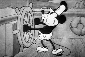 The start of Mickey Mouse