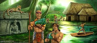 2,500 a.n.e. Año cero. Preclásico