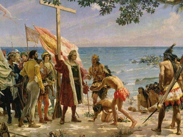Conquista Española.