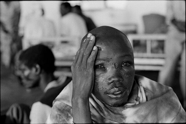 Hutu groups killed Tutsis