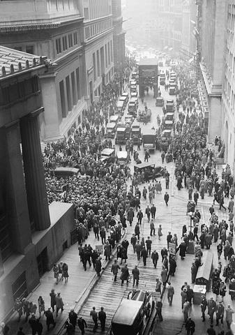 The 1929 Stock Market Crash