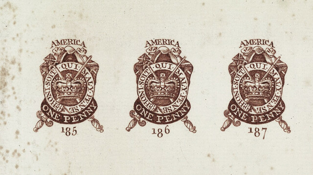 The Stamp Act is passed