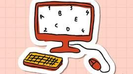 Historia de las tecnología en educación y del E-learning timeline
