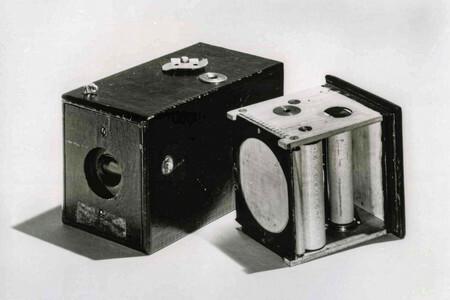 Cámara Kodak.
