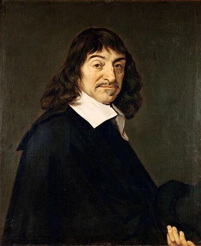 René Descartes (1596 - 1650).