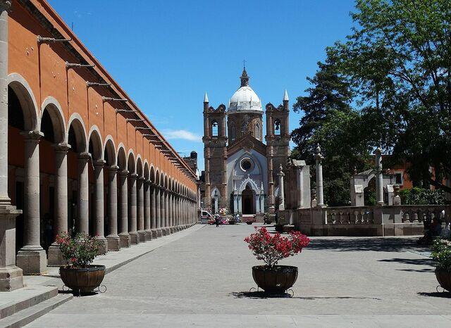 Fundación de Guadalajara (Nochistlán)
