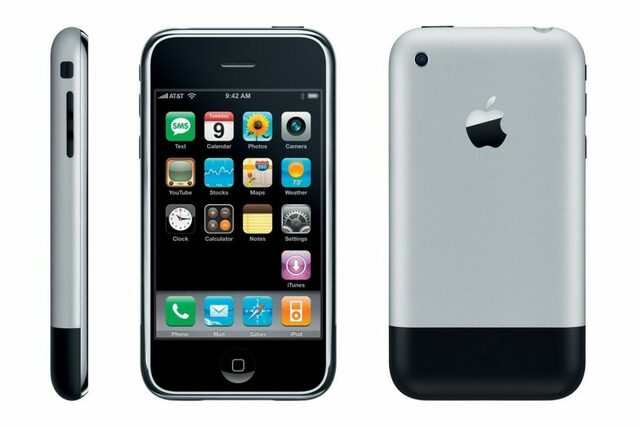 IPhone 1ª generación