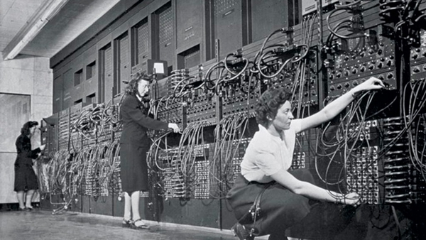 Computadora digital electrónica