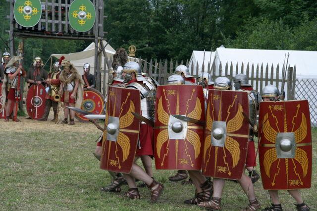 Romanos (200 A.C)
