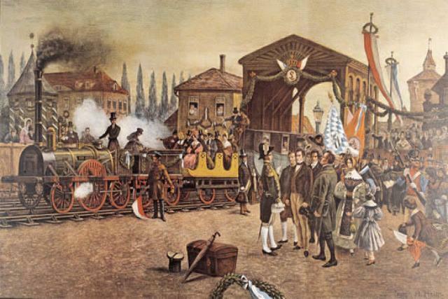 Revolución Industrial (1700-1900)