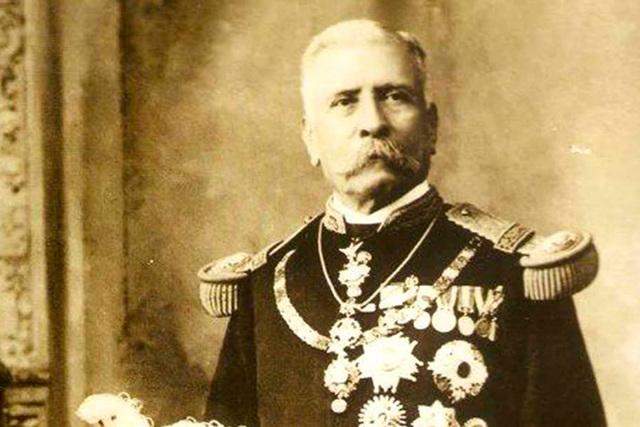 Inicio del gobierno de Porfirio Díaz