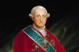 Abdica el rey de España Carlos IV