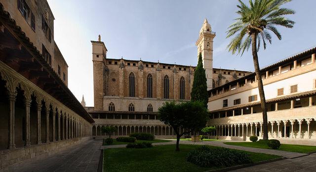 Se declara Monumento Nacional el Convento de San Francisco de Palma de Mallorca
