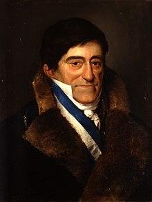 Juan Ruiz de Apodaca fue nombrado virrey
