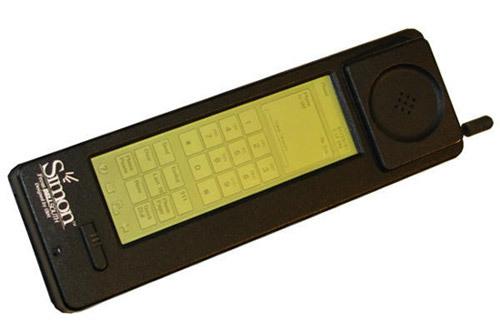 Smartphone: IBM Simon