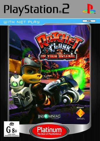 Ratchet & Clank 3 release