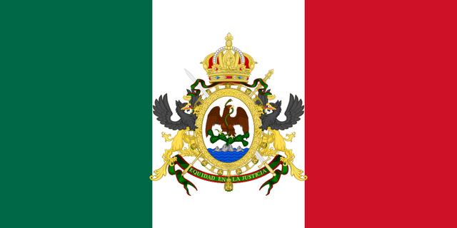Segundo Imperio en Mexico