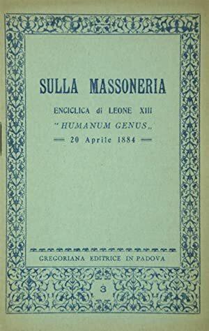 Publicación de la encíclica Humanum genus contra la masonería
