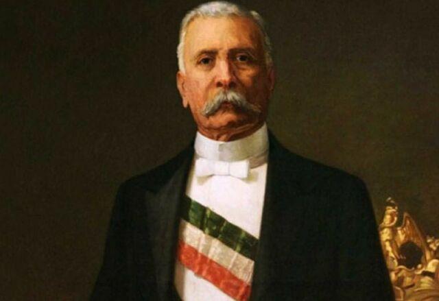 Porfirio Diaz es declarado presidente