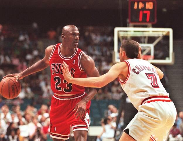Los Bulls barren a los Heat