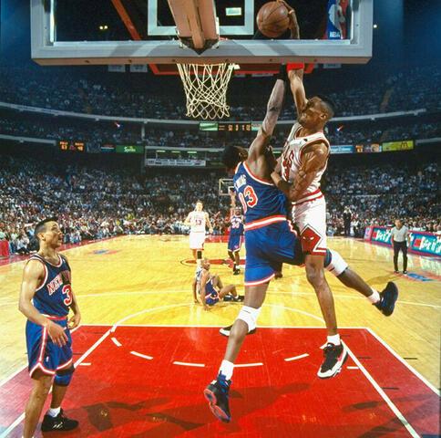 Los Bulls llegan al 7º partido con los Knicks
