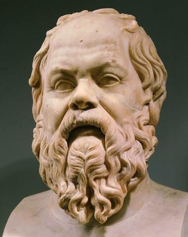 SOCRATES (469 - 399 BC)